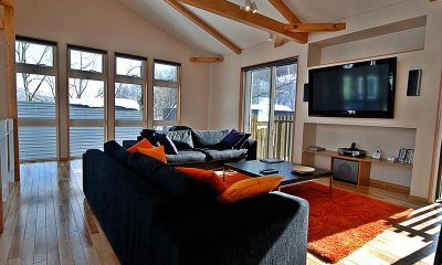 Casi 67 East Living Area | Hirafu, Niseko