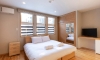 Casi 67 East Bedroom with TV   Hirafu, Niseko