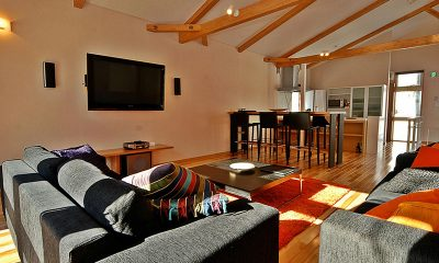 Casi 67 West Living Room | Hirafu, Niseko