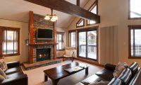 Ishi Couloir Ishi Couloir A Living Area | Hirafu, Niseko