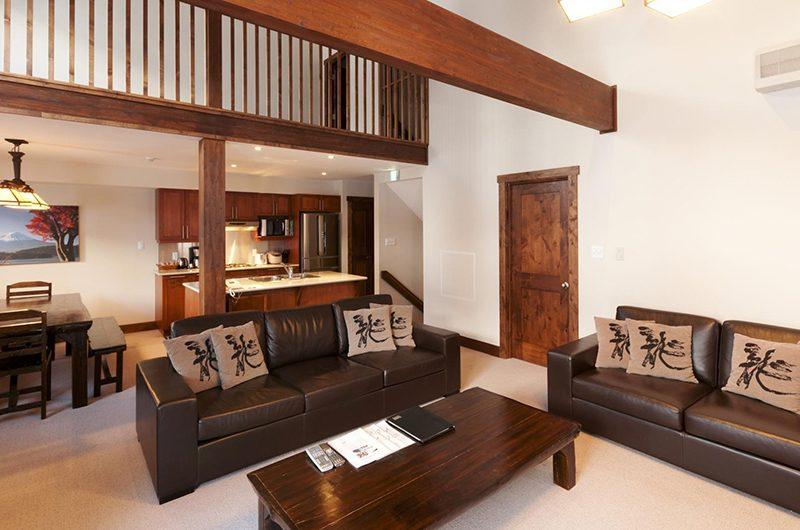 Ishi Couloir Ishi Couloir A Living Room | Hirafu, Niseko