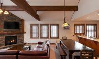 Ishi Couloir Ishi Couloir C Living Room | Hirafu, Niseko