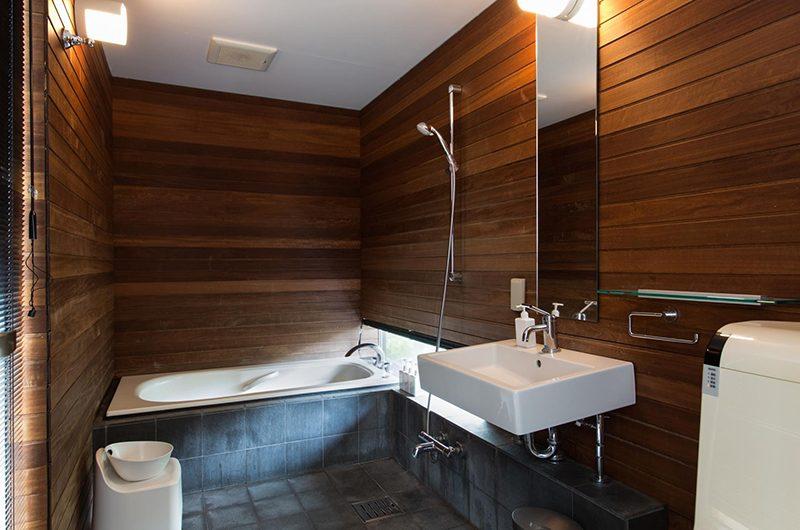 Sekka Ni Sekka Ni 2 Bathroom   Hirafu, Niseko