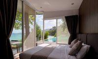 Villa Casa Del Playa Bedroom with Sea View   Kamala, Phuket
