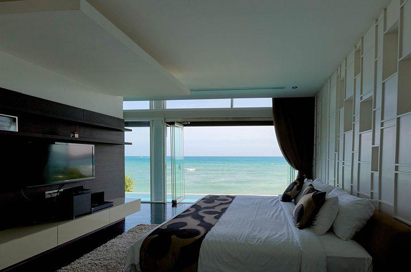 Villa Casa Del Playa Bedroom One Side   Kamala, Phuket