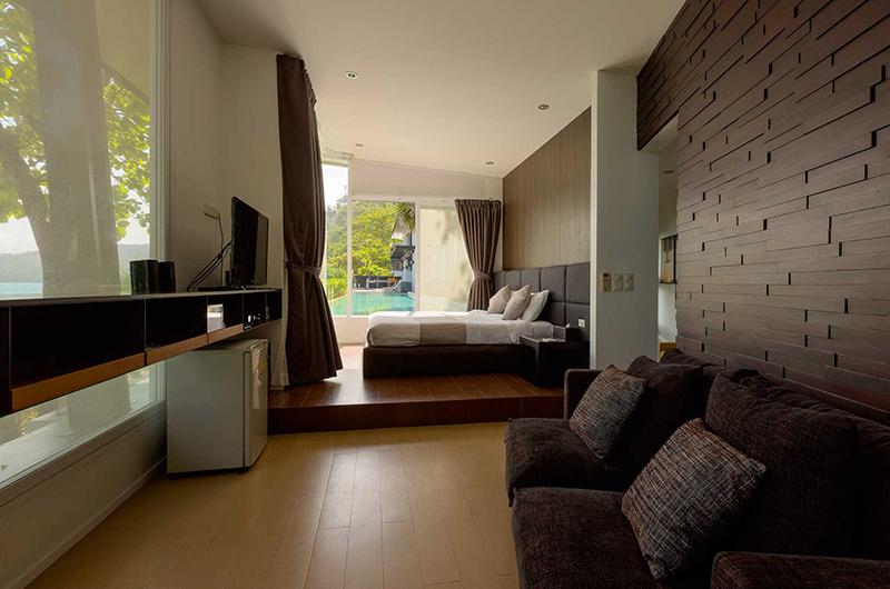 Villa Casa Del Playa Spacious Bedroom   Kamala, Phuket