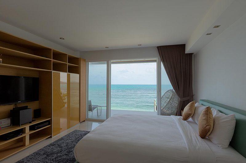Villa Casa Del Playa Bedroom with Balcony   Kamala, Phuket