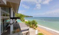Villa Casa Del Playa Balcony   Kamala, Phuket