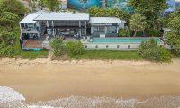 Villa Casa Del Playa Building Area   Kamala, Phuket