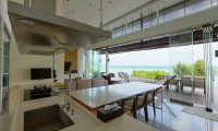 Villa Casa Del Playa Kitchen Area   Kamala, Phuket