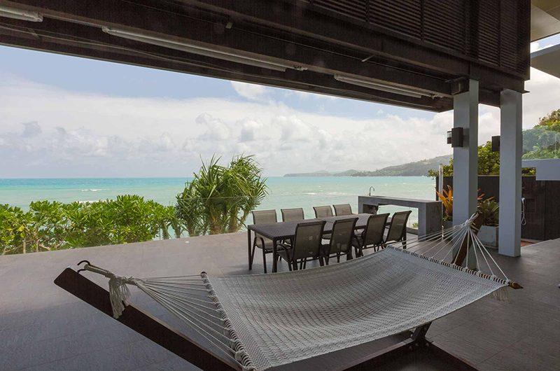 Villa Casa Del Playa Outside Seating   Kamala, Phuket