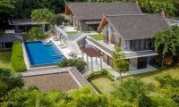 Villa Chloe Building Area | Cape Yamu, Phuket