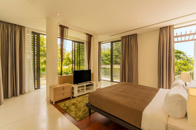 Villa Chloe Spacious Bedroom | Cape Yamu, Phuket