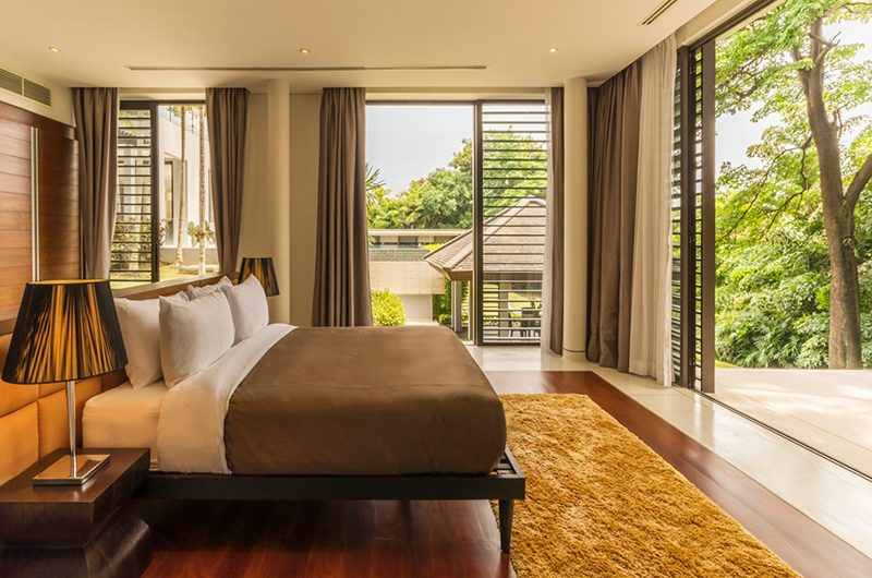Villa Chloe Bedroom One | Cape Yamu, Phuket