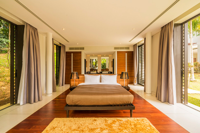 Villa Chloe Bedroom Area | Cape Yamu, Phuket