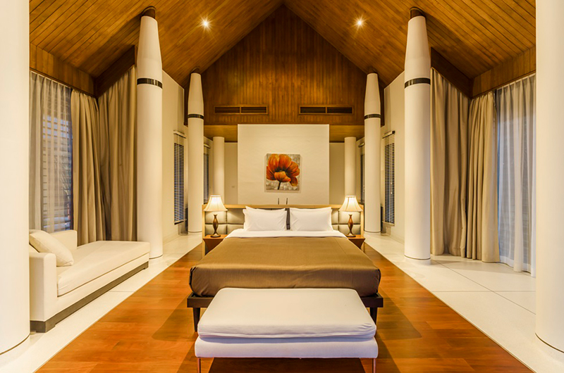 Villa Chloe Bedroom | Cape Yamu, Phuket