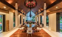 Villa Chloe Dining Table | Cape Yamu, Phuket