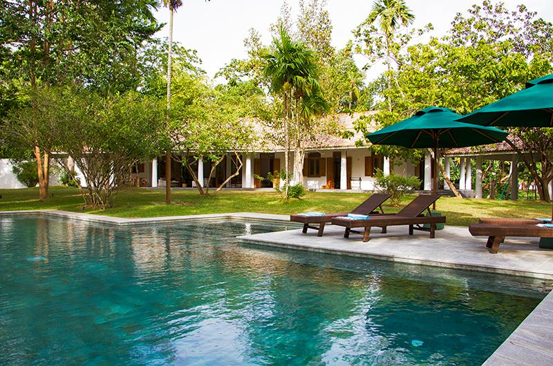 Boundary House Pool | Galle, Sri Lanka