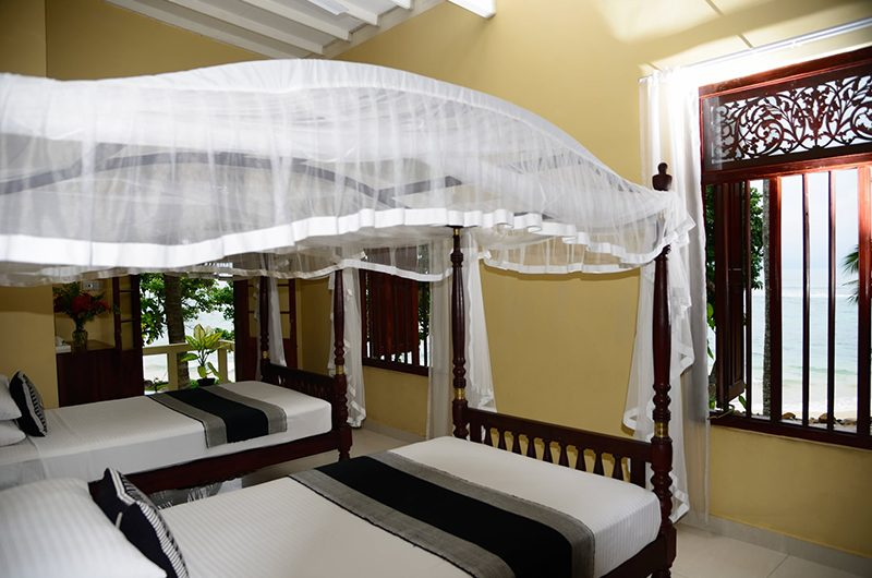 South Point Abbey Twin Bedroom | Galle, Sri Lanka