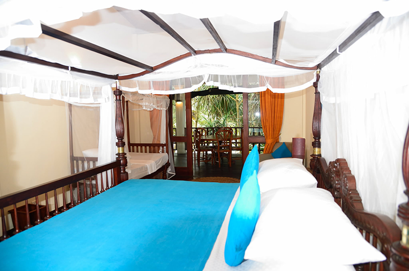 South Point Abbey Spacious Bedroom | Galle, Sri Lanka
