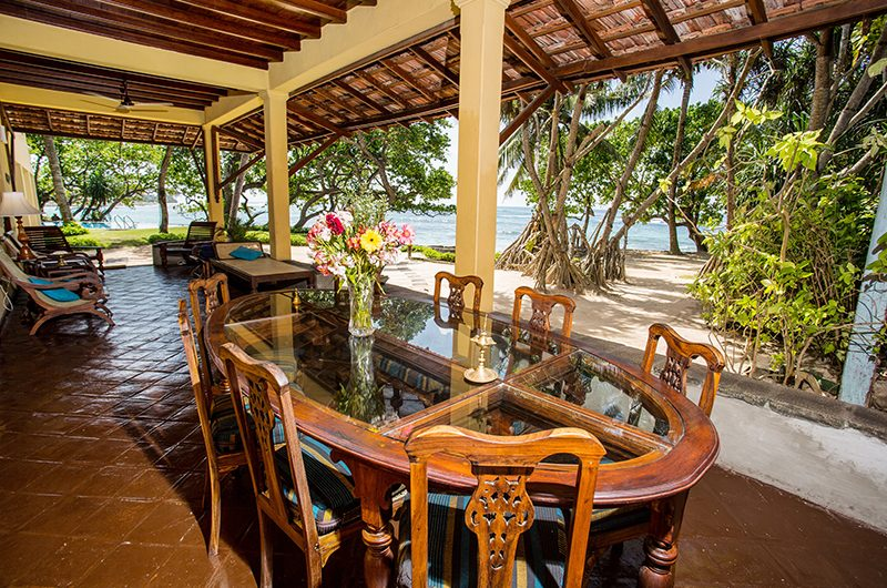 South Point Abbey Dining Area   Galle, Sri Lanka