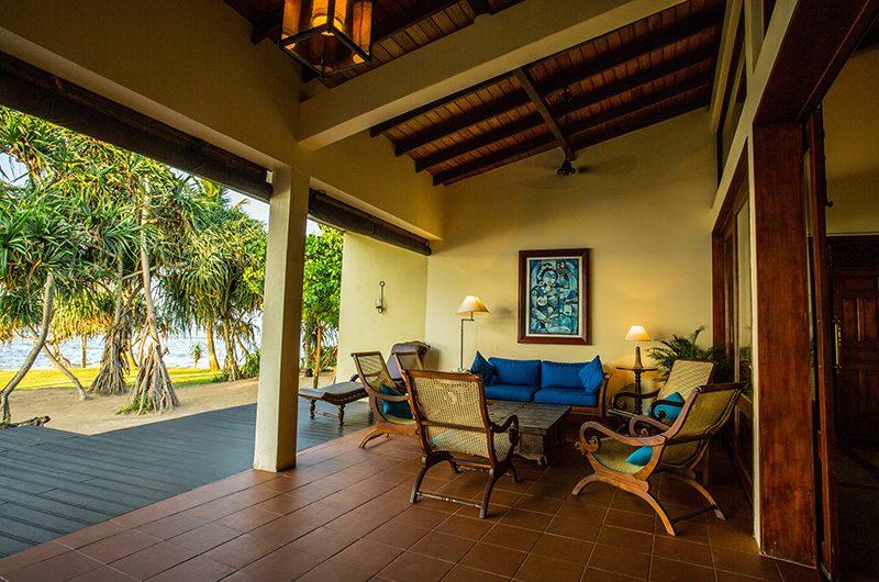 South Point Villa Open Plan Living Area | Galle, Sri Lanka