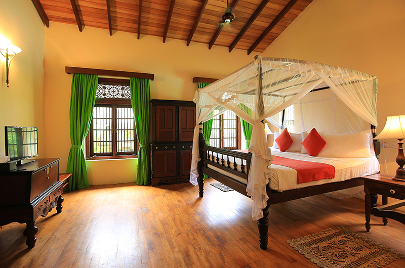 South Point Villa Bedroom Two | Galle, Sri Lanka