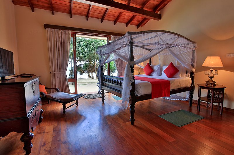 South Point Villa Spacious Bedroom | Galle, Sri Lanka