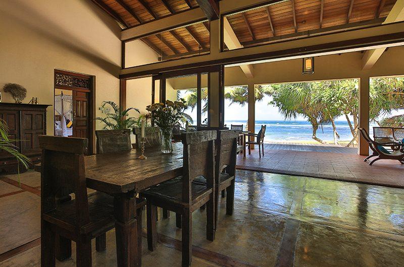 South Point Villa Dining Area | Galle, Sri Lanka