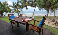 South Point Villa Outdoor Dining Area | Galle, Sri Lanka
