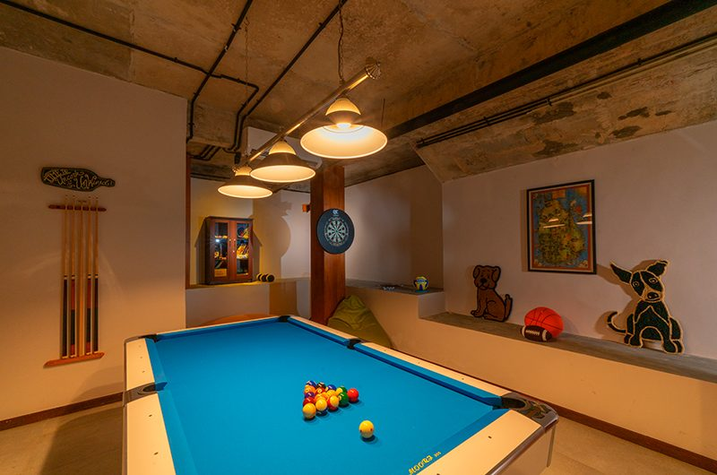 Villa Sielen Diva Pool Table | Talpe, Sri Lanka