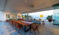Villa Sielen Diva Dining Area | Talpe, Sri Lanka
