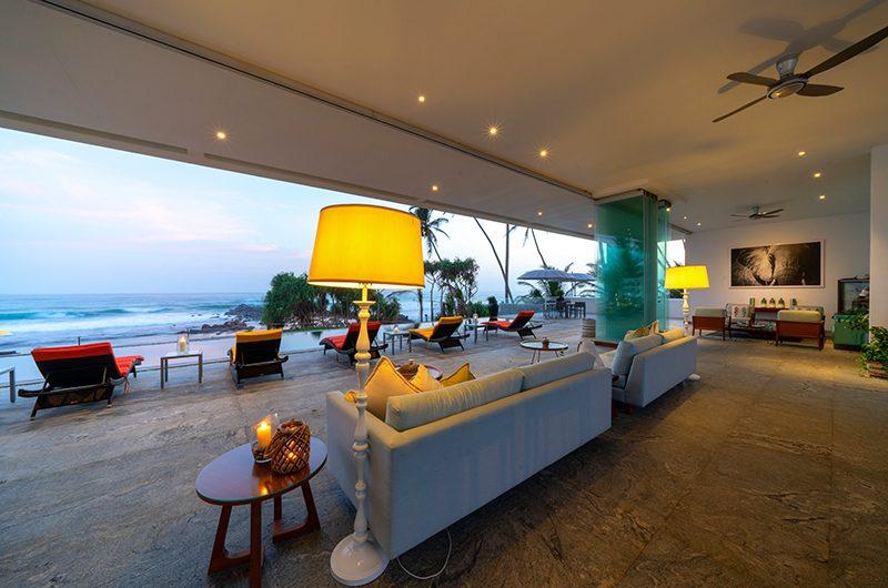 Villa Sielen Diva Open Plan Living Area | Talpe, Sri Lanka