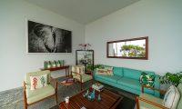 Villa Sielen Diva Living Area | Talpe, Sri Lanka