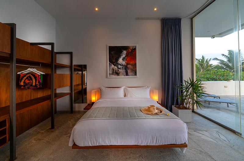 Villa Sielen Diva Monara Bedroom Area | Talpe, Sri Lanka