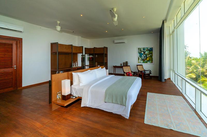 Villa Sielen Diva Yanai Bedroom Area | Talpe, Sri Lanka