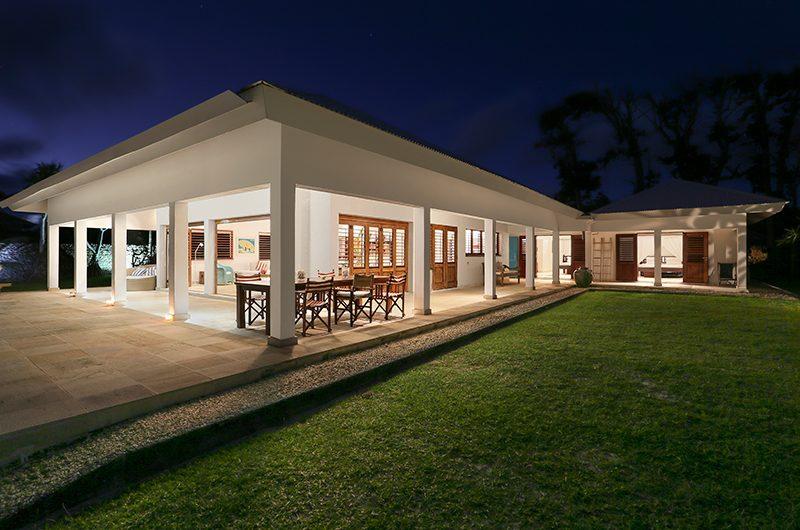 Villa Anouska Night View | Efate, Vanuatu