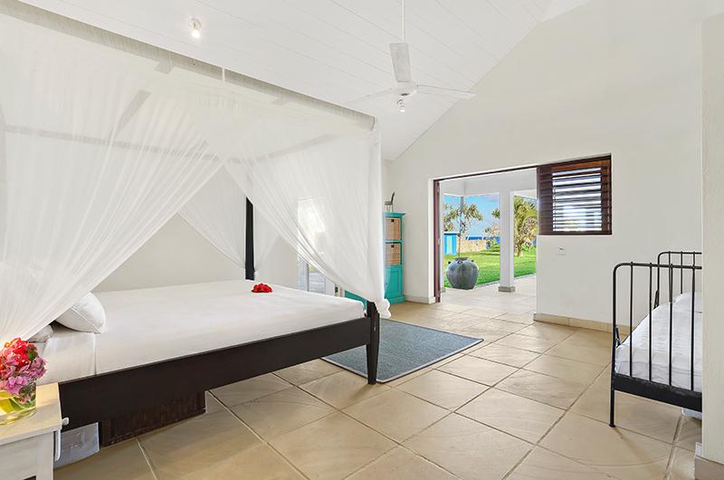 Villa Anouska Bedroom Area | Efate, Vanuatu