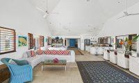 Villa Anouska Living Area | Efate, Vanuatu