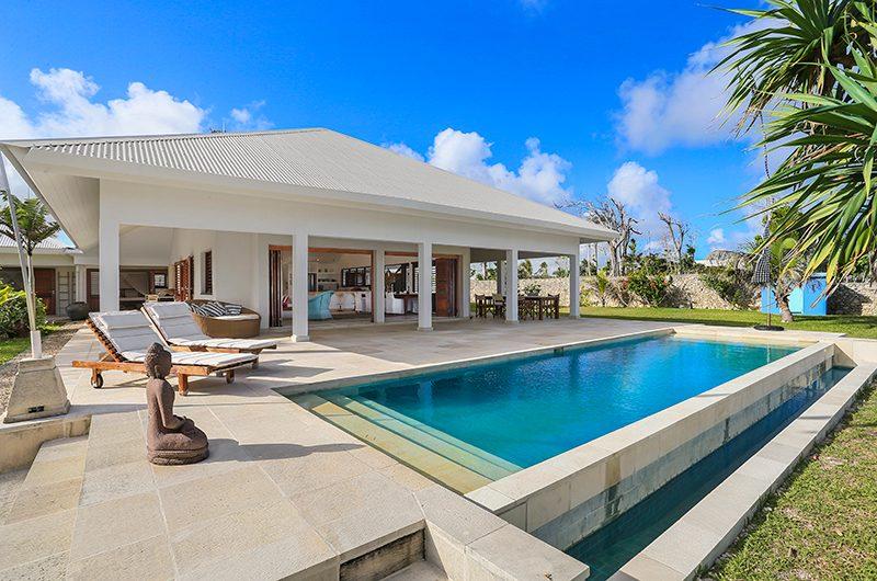 Villa Anouska Pool | Efate, Vanuatu