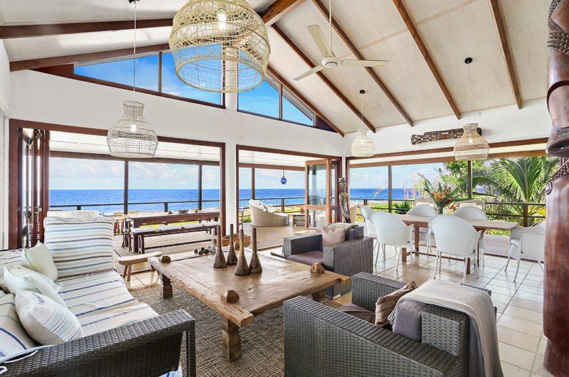 Villa Senang Masari Family Area | Efate, Vanuatu