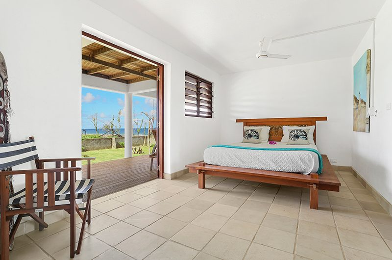 Villa Senang Masari Bedroom Area | Efate, Vanuatu