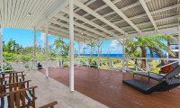 Villa Senang Masari Sun Deck | Efate, Vanuatu