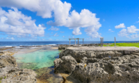 Villa Senang Masari Rock Pool Area | Efate, Vanuatu
