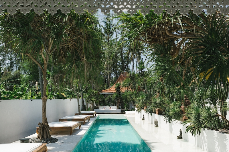 Eco Gypsy House Pool Area | Seseh, Bali