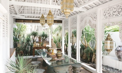 Eco Gypsy House Dining Area | Seseh, Bali