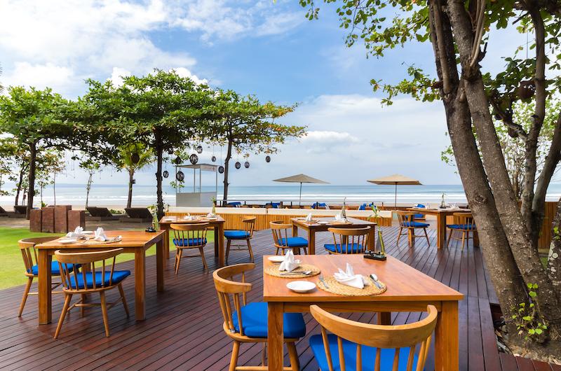 Bali Seminyak SOS Restaurant