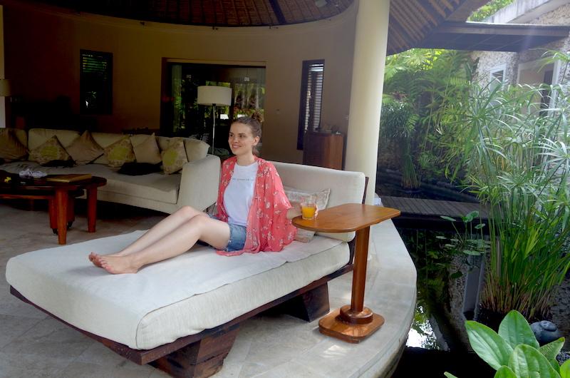 Bali Seminyak Villa Kubu Lounge