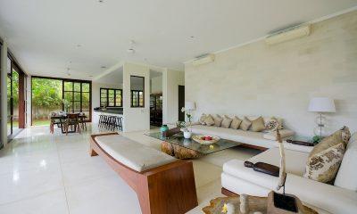Umah Tenang Living Area | Seseh, Bali
