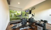 Villa Alocasia Gym | Canggu, Bali